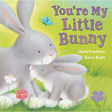Buy Little Tiger Kids 'You're My Little Bunny' Book Online at johnlewis.com