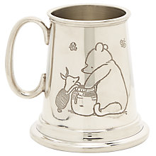 Buy Winnie The Pooh Children's Tankard Online at johnlewis.com