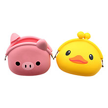Buy Animal Clip Purse, Assorted Online at johnlewis.com