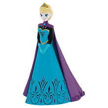 Buy Disney Frozen Elsa Crowning Figure Online at johnlewis.com