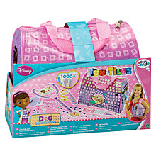 Buy Cool Create Fun Tiles Disney Doc McStuffins Doctor's Bag Online at johnlewis.com