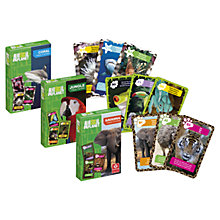 Buy Animal Planet Too Cute Happy Families Card Game Online at johnlewis.com
