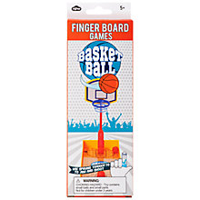 Buy Finger Board Basketball Game Online at johnlewis.com