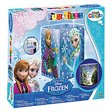 Buy Cool Create Fun Tiles Disney Frozen Night Light Online at johnlewis.com