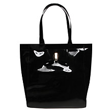 Buy Miss KG Hermione Shopper Bag, Black Online at johnlewis.com