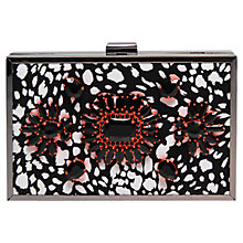 Buy Miss KG Halo Box Clutch Bag Online at johnlewis.com