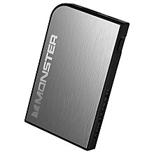 Buy Monster PowerCard Turbo Portable Battery Pack Online at johnlewis.com