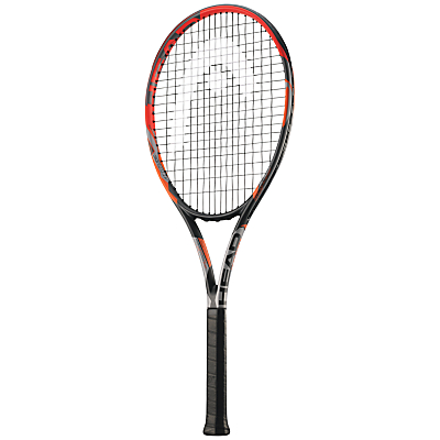 Head Attitude Tour Adult Tennis Racket, Orange
