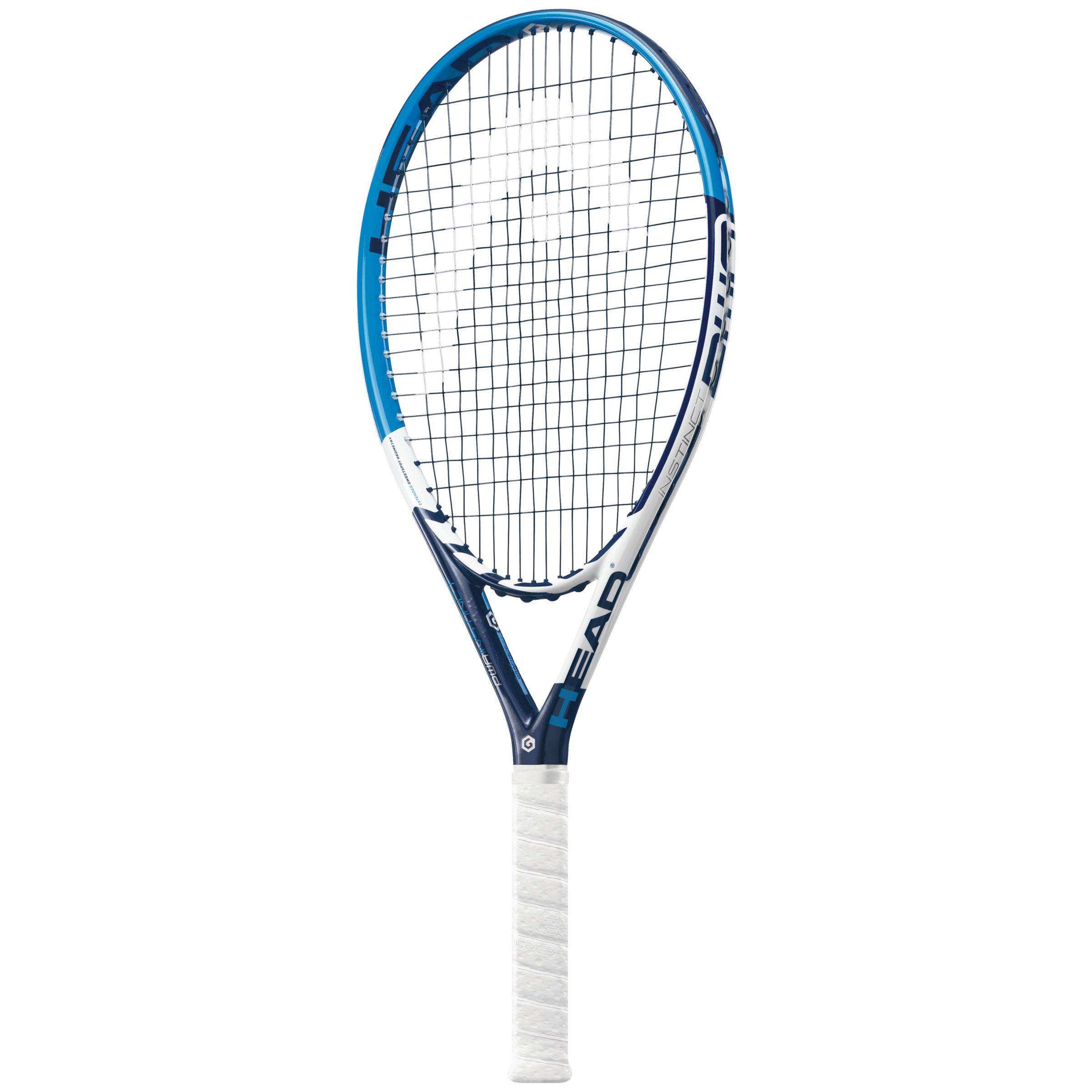 Head Head YouTek Graphene PWR Instinct Tennis Racket, Blue