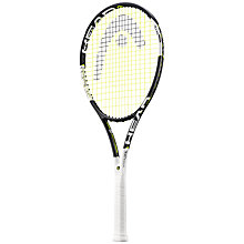Buy Head Graphene XT Speed Lite Tennis Racket, Black/White Online at johnlewis.com
