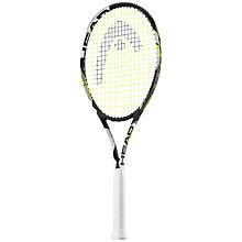 Buy Head Attitude Pro Adult Tennis Racket, Black, L3 Online at johnlewis.com