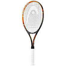 "Buy Head Radical 27"" Tennis Racket, Orange Online at johnlewis.com"