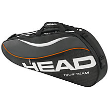 Buy Head Tour Team 3R Pro Tennis Bag, Black Online at johnlewis.com