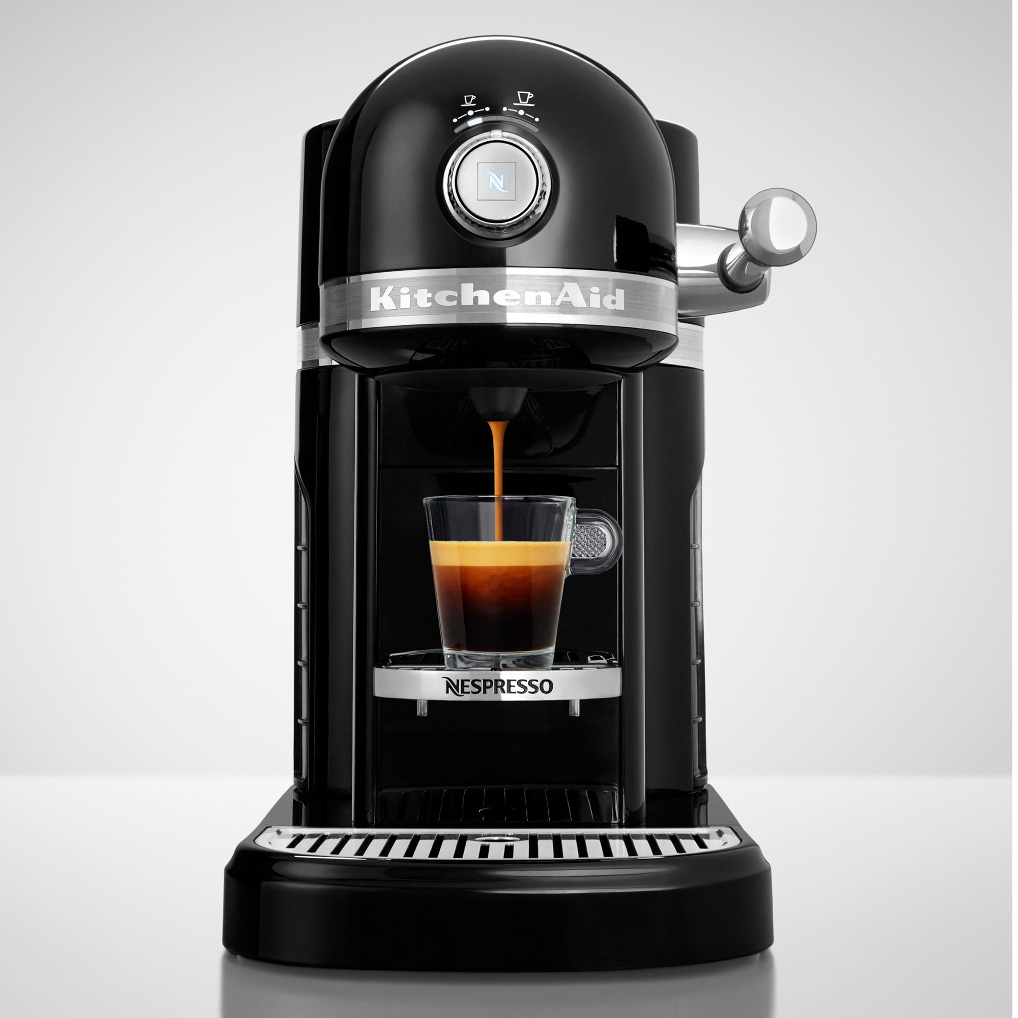 John Lewis Hob Coffee Maker : Buy Nespresso Artisan Coffee Machine by KitchenAid John Lewis