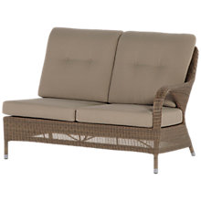 Buy 4 Seasons Outdoor Sussex Modular 2-Seater Left Sofa Online at johnlewis.com