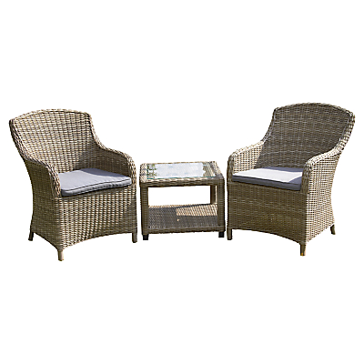 Royalcraft Wentworth Lounge Set with Side Table