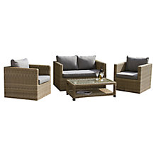 Buy Royalcraft Wentworth Outdoor Lounging Set Online at johnlewis.com