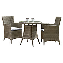 Buy Royalcraft Wentworth Bistro Set Online at johnlewis.com