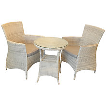 Buy 4 Seasons Outdoor Sheraton 2-Seater Bistro Set Online at johnlewis.com