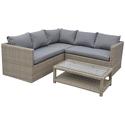 Royalcraft Wentworth Corner Lounge Set