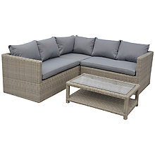 Buy Royalcraft Wentworth Corner Lounge Set Online at johnlewis.com