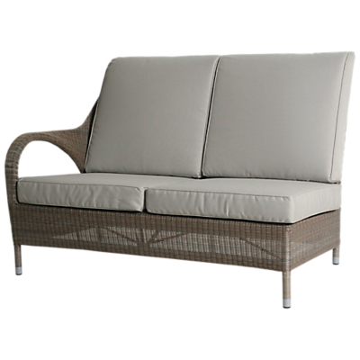 4 Seasons Outdoor Sussex Modular 2-Seater Right Sofa