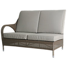 Buy 4 Seasons Outdoor Sussex Modular 2-Seater Right Sofa Online at johnlewis.com