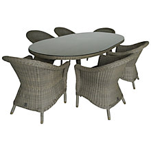 Buy 4 Seasons Outdoor Chester 6-Seater Oval Dining Set Online at johnlewis.com