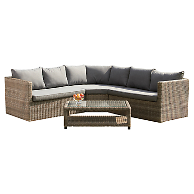 Royalcraft Wentworth Lounge Set with Coffee Table