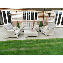 Buy 4 Seasons Outdoor Valentine 4-Seater Lounge Set Online at johnlewis.com