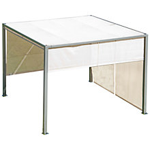 Buy Suntime Four Seasons Steel Gazebo Online at johnlewis.com