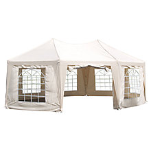 Buy Suntime Marquess Octagonal Gazebo Online at johnlewis.com
