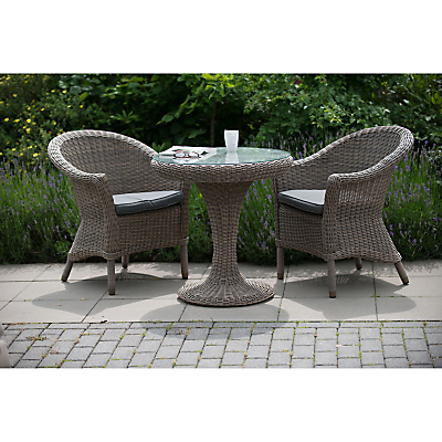 4 Seasons Outdoor Chester Bistro Dining Set