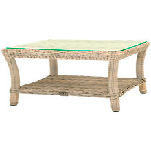 Buy 4 Seasons Outdoor Brighton Coffee Table, Praia Online at johnlewis.com