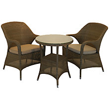 Buy 4 Seasons Outdoor Sussex Bistro Set Online at johnlewis.com