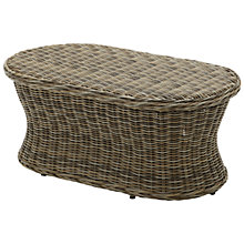 Buy Gloster Havana Outdoor Coffee Table, Caramel Online at johnlewis.com
