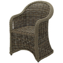 Buy Gloster Havana Outdoor Dining Chair, Caramel Online at johnlewis.com