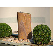 Buy Foras Wing Water Feature with Luminar Kit Online at johnlewis.com