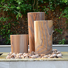 Buy Foras Albany Set of 3 Water Features Online at johnlewis.com