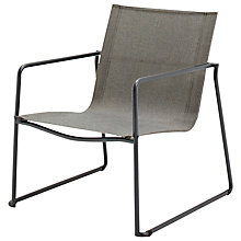 Buy Gloster Asta Outdoor Armchair Online at johnlewis.com