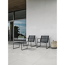 Buy Gloster Asta Outdoor Dining Chairs and Ottomans Online at johnlewis.com