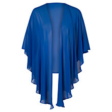 Buy Chesca Chiffon Shawl, Capri Online at johnlewis.com