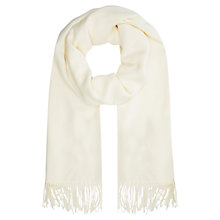 Buy Kaliko Shawl, Ivory Online at johnlewis.com
