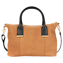 Buy Ted Baker Artemis Leather Tote Bag Online at johnlewis.com