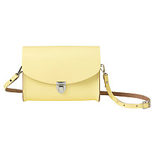 Buy The Cambridge Satchel Company Push Lock Cross Body Bag Online at johnlewis.com