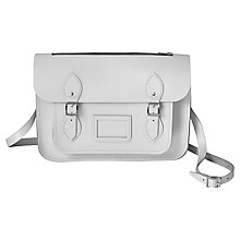 "Buy The Cambridge Satchel Company Zipped 13"" Leather Satchel Bag Online at johnlewis.com"