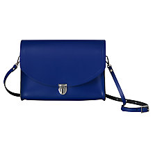 Buy The Cambridge Satchel Company Large Leather Push Lock Bag Online at johnlewis.com