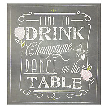 Buy Caroline Gardner Dance On The Table Greeting Card Online at johnlewis.com