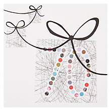 Buy ArtPress Scribble Present 70th Birthday Card Online at johnlewis.com