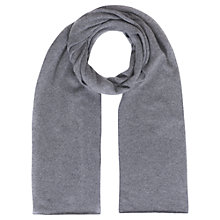Buy Jigsaw Plain Cashmere Scarf Online at johnlewis.com